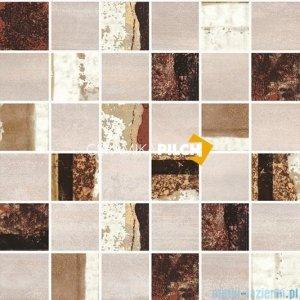 Pilch Nordica Trucco Red mozaika 30x30