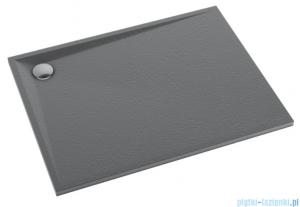 Schedpol Schedline Libra Anthracite Stone brodzik prostokątny 120x80x3cm 3SP.L2P-80120