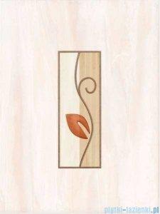 Ceramika Color Bolzano beż dekor ścienny 25x33,3