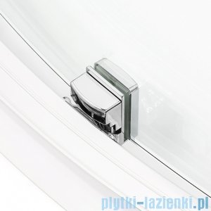 New Trendy New Corrina kabina prostokątna 160x80cm przejrzyste D-0185A/D-0078B