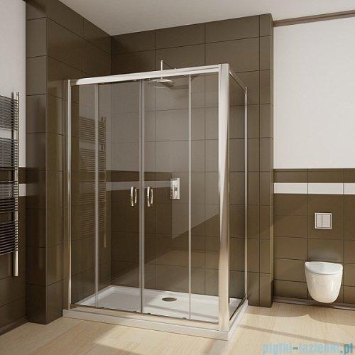 Radaway Premium Plus DWD+S kabina prysznicowa 150x80cm szkło przejrzyste
