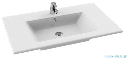 New Trendy umywalka ceramiczna z otworem na baterię 60 cm U-0092