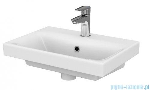 Cersanit Moduo Slim umywalka 50x35 cm meblowa biała K116-008