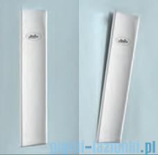 Novellini Glax 3 kabina masażowo-parowa 120x80 prawa srebrny GL32P129DT1N-1B