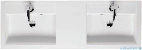 Riho Umywalka z marmuru syntetycznego 140x48 BOLOGNA F7BO114048122