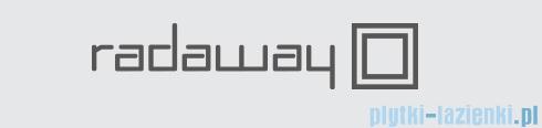 Radaway uszczelka pozioma Euphoria PDD lewa do montażu bez listwy progowej 007-108200300
