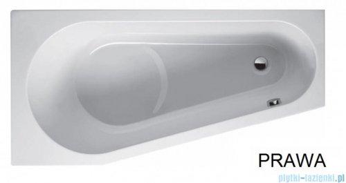 Riho Delta wanna asymetryczna 160x80cm prawa BB82