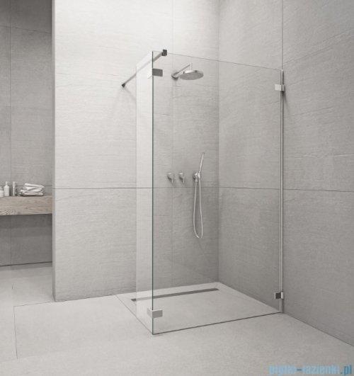 Radaway Euphoria Walk-in II kabina 140cm szkło przejrzyste ShowerGuard