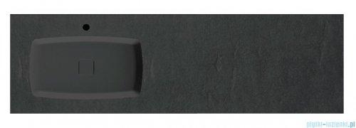 Vayer Citizen Leo K lewa 121x50cm umywalka strukturalna kolor 05