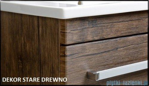 Antado Spektra ceramic szafka podumywalkowa 2 szuflady 72x43x50 stare drewno 670723