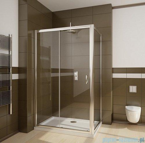 Radaway Premium Plus DWJ+S kabina prysznicowa 140x80cm szkło przejrzyste