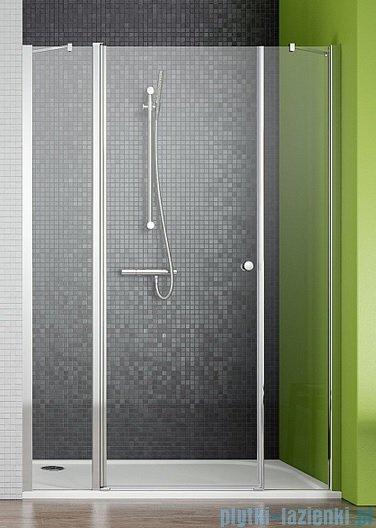 Radaway Eos II DWJS Drzwi prysznicowe 130x195 lewe szkło przejrzyste