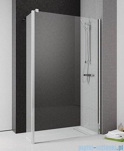 Radaway Eos II Walk-in kabina prysznicowa 80 prawa szkło przejrzyste