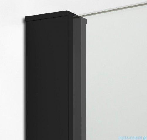 New Trendy New Modus Black kabina Walk-In 160x90x200 cm przejrzyste EXK-1295