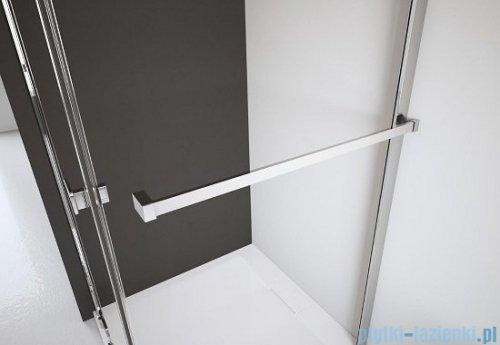 Radaway Almatea Kdj Gold kabina kwadratowa 90x90 Lewa szkło grafitowe 32102-09-05NL