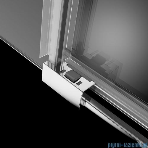 Radaway Idea Kdd kabina 90cm część lewa szkło przejrzyste 387060-01-01L