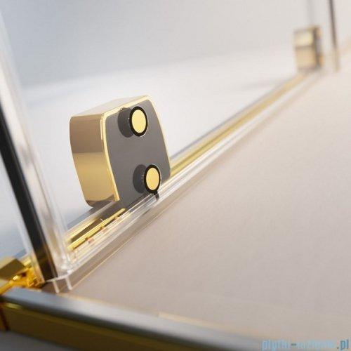 Radaway Furo Gold  Kdj kabina 90x90cm prawa szkło przejrzyste 10104472-09-01R/10110430-01-01/10113090-01-01
