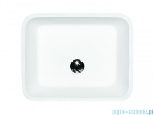 Besco Assos Glam grafit umywalka wolnostojąca 41x52x85cm #UMD-A-WOG