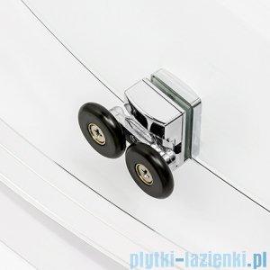 New Trendy New Corrina kabina przyścienna 140x80x195 cm przejrzyste K-0482