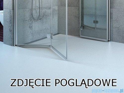 Radaway Fuenta New Kdj kabina 120x75cm prawa szkło przejrzyste bez progu