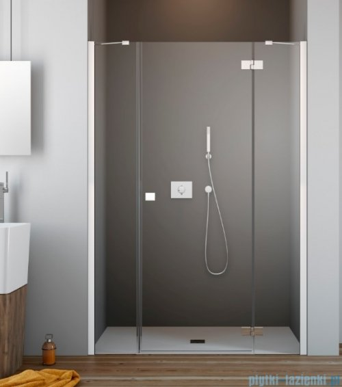 Radaway Essenza New DWJS drzwi wnękowe 140cm prawe szkło przejrzyste