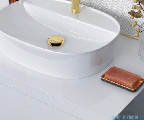 Excellent korek klik-klak do syfonu umywalkowego złoty ARIN.1485.01GL