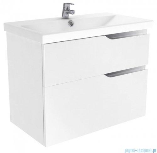 New Trendy Koda szafka wisząca 80 cm biały połysk ML-9280