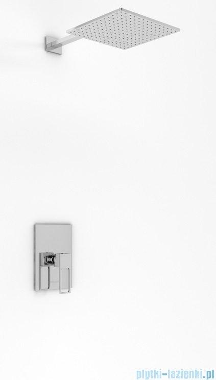 Kohlman Nexen zestaw prysznicowy chrom