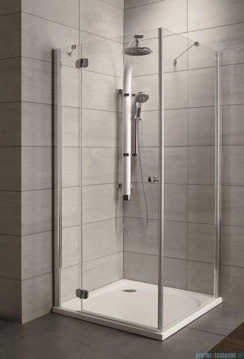 Radaway Torrenta Kdj Kabina prysznicowa 100x100 lewa szkło przejrzyste