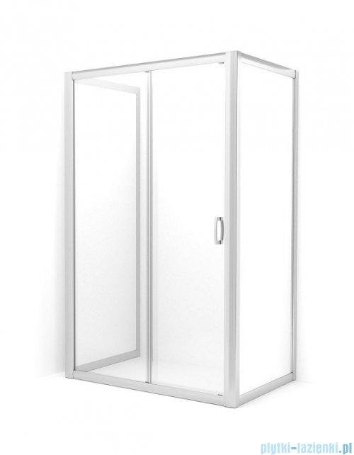 Radaway Premium Plus DWJ+2S kabina przyścienna 90x110x90cm szkło przejrzyste