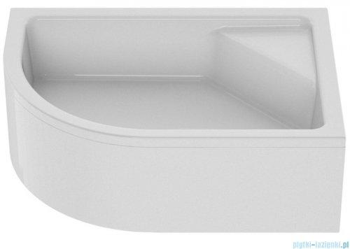 New Trendy New Maxima brodzik asymetryczny 100x80x41cm prawy B-0387/P
