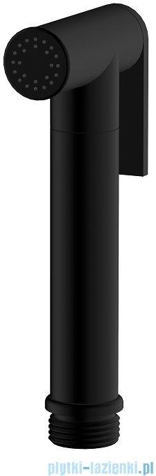 Omnires Y zestaw bidetowy punktowy podtynkowy czarny SYSYBI1BL