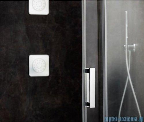 Ravak Matrix MSD2 kabina prysznicowa 80x80cm satyna transparent 1WV44U00Z1