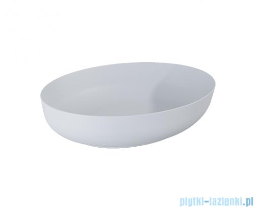 Elita Rika umywalka nablatowa ceramiczna 52x39cm Stone Matt 145002