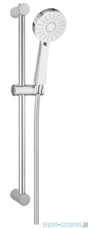 Oltens Motala Select Alling 60 zestaw prysznicowy chrom 36001100