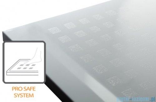 Sanplast Space Mineral brodzik prostokątny z powłoką B-M/SPACE 100x200x1,5cm+syfon 645-290-0730-01-002