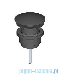 Riho Free flow Stone korek umywalkowy klik-klak czarny F93027
