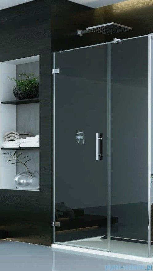 SanSwiss Pur PU31P Drzwi lewe wymiary specjalne do 200cm efekt  lustrzany PU31PGSM41053