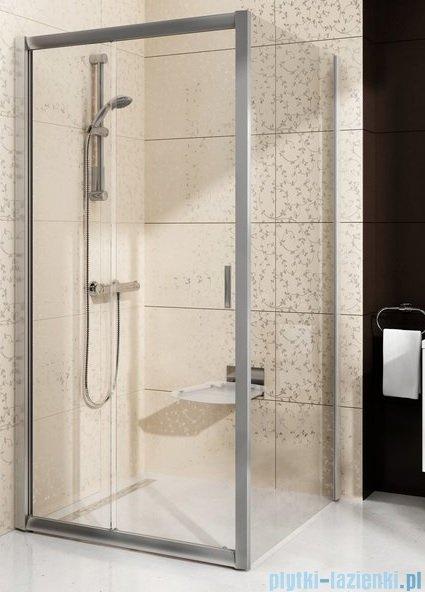 Ravak Blix BLDP2 drzwi prysznicowe 110cm białe grape Anticalc 0PVD0100ZG