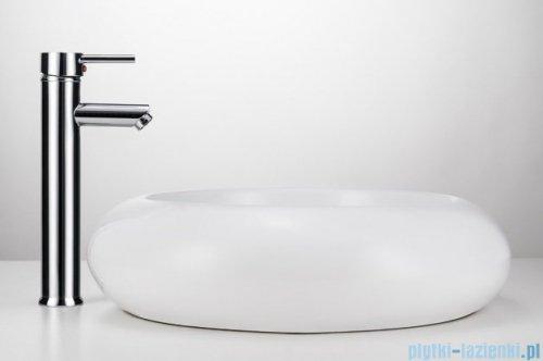 Massi Plako umywalka nablatowa 51x51cm biała MSU-5064
