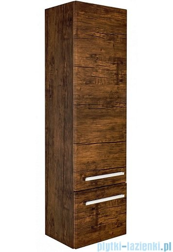 Antado Spektra Słupek wiszący wysoki 40x32x143 stare drewno 649125