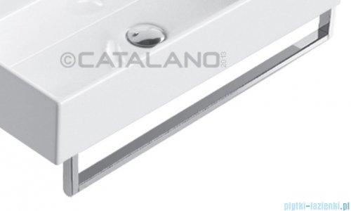 Catalano Premium reling do umywalki 34 cm Chrom 5P40VP00