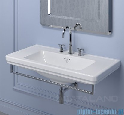 Catalano Canova Royal 90 umywalka 90x50 cm biała 190CV00