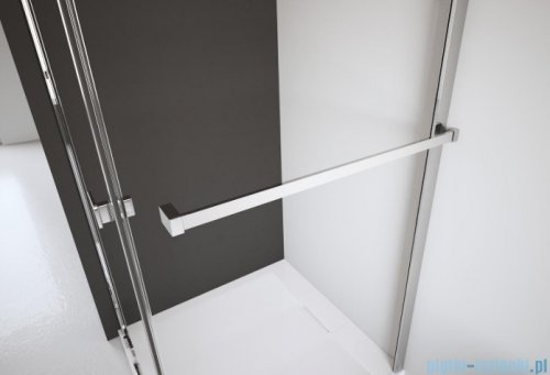 Radaway Modo New IV kabina Walk-in 140x75 szkło przejrzyste 389644-01-01/389075-01-01