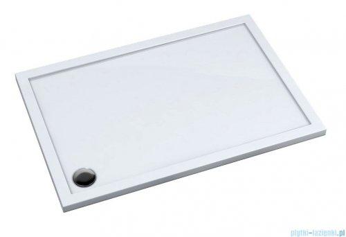 Schedpol Corrina New brodzik prostokątny z SafeMase 140x70x4cm 3.4368