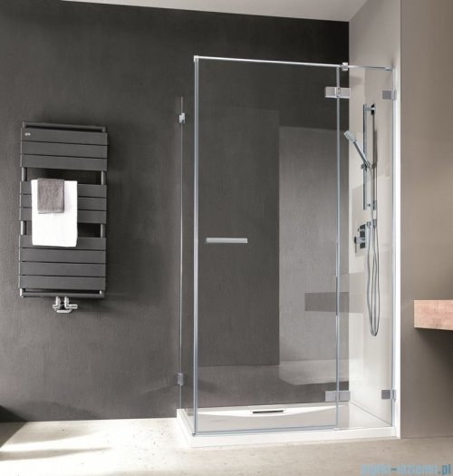 Radaway Euphoria KDJ Kabina prysznicowa 90x110 prawa szkło przejrzyste