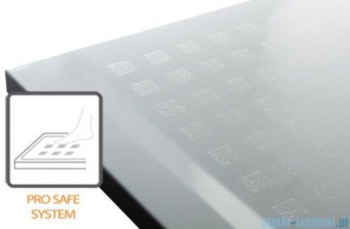 Sanplast Space Mineral brodzik prostokątny z powłoką 90x80x1,5cm+syfon 645-290-0320-01-002