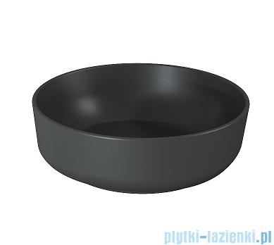 Elita Lorca umywalka nablatowa ceramiczna 41cm Anthracite Matt 145007