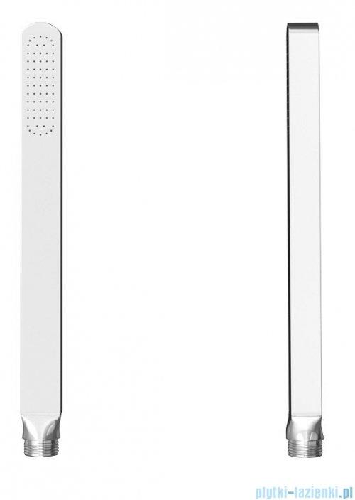 Kohlman Foxal zestaw prysznicowy chrom QW432FQ30