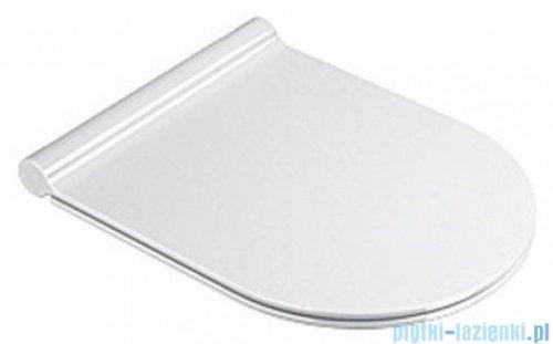 Catalano Zero deska sedesowa wolnoopadająca biała 5SCSTP000